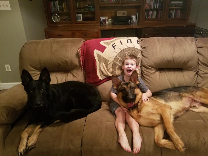 The Bigger Three Amigos!